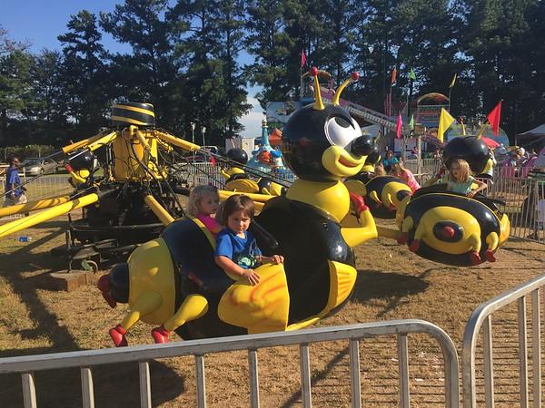 Gwinnett Fair 2015